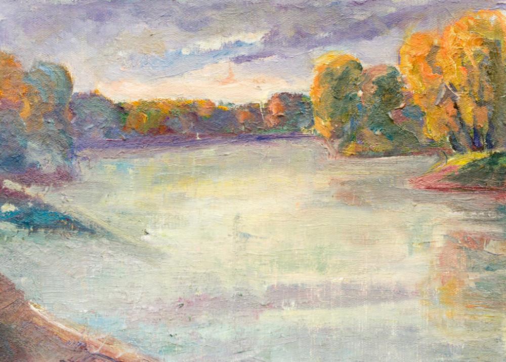 Харин Г.Е. На реке Уфимке