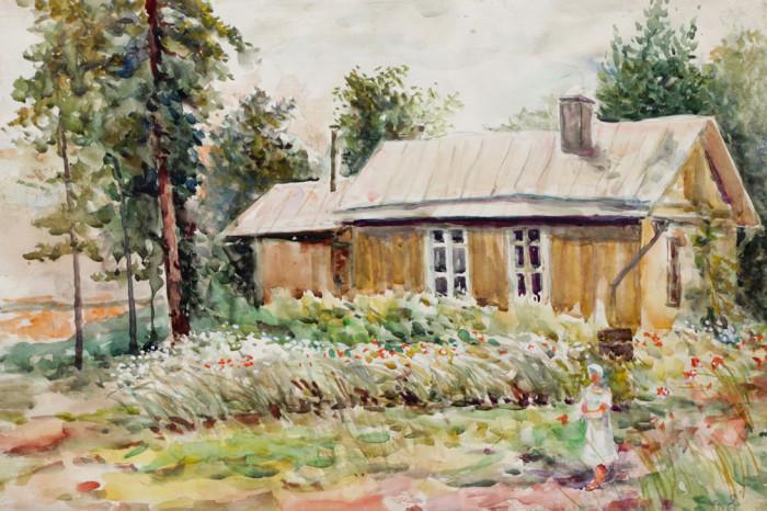 Ерёменко П.Я. Пейзаж