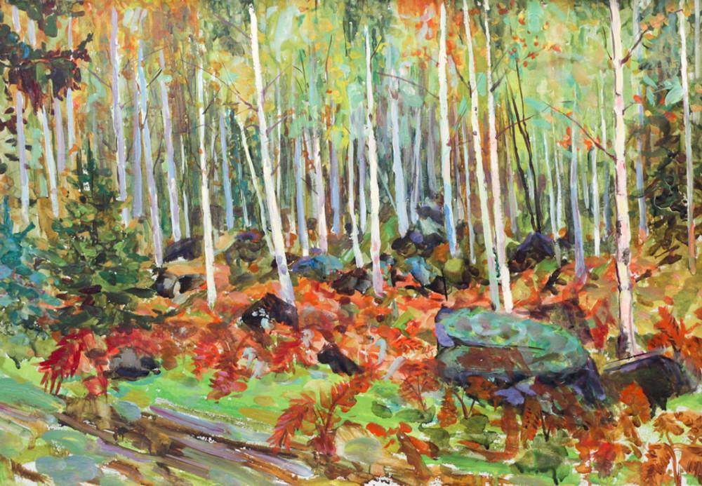 Харин Г.Е. Осенний лес