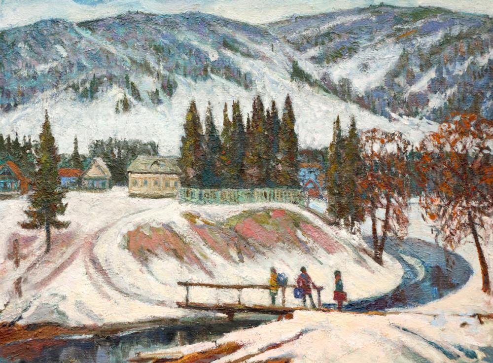Харин Г.Е. Уральские горы