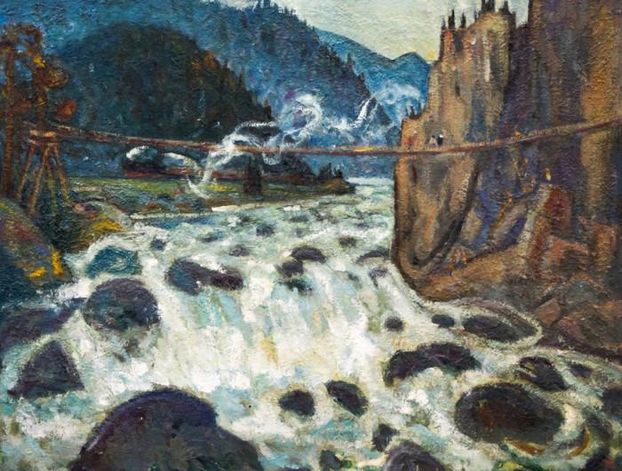 Харин Г.Е. Висячий мост