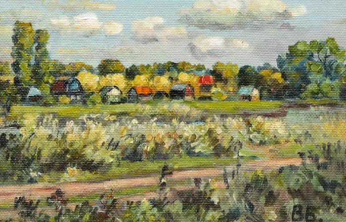 Беляков В. Сады