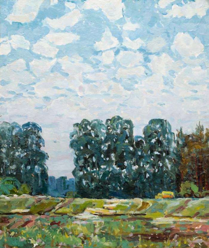 Харин Г.Е. Голубое небо