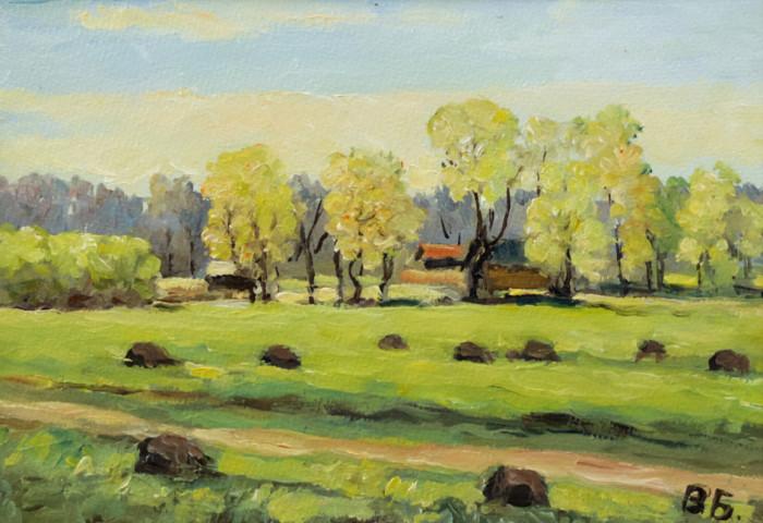Беляков В. Пейзаж