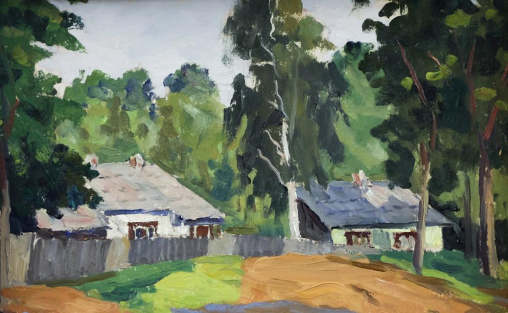 Огородов Г.В. Деревня