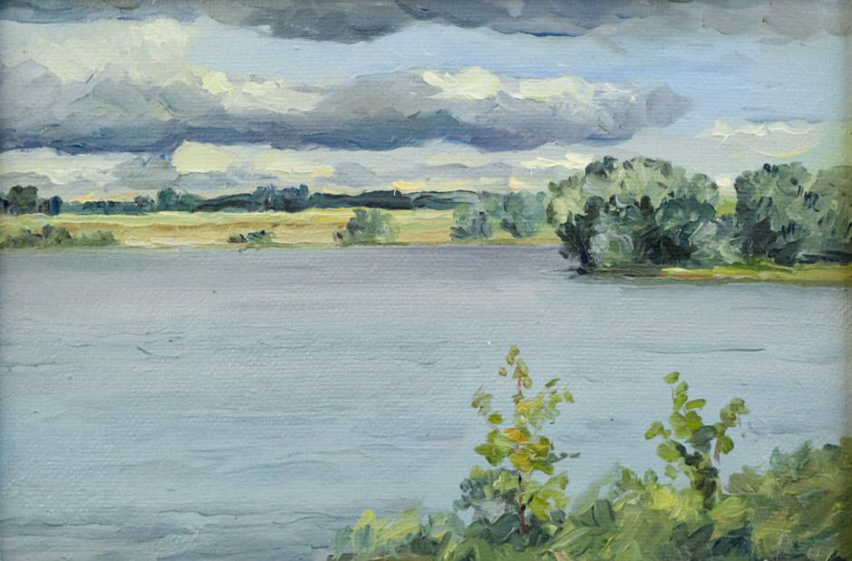 Беляков В. Протока