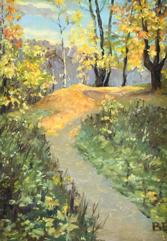 Беляков В. Осенняя пора