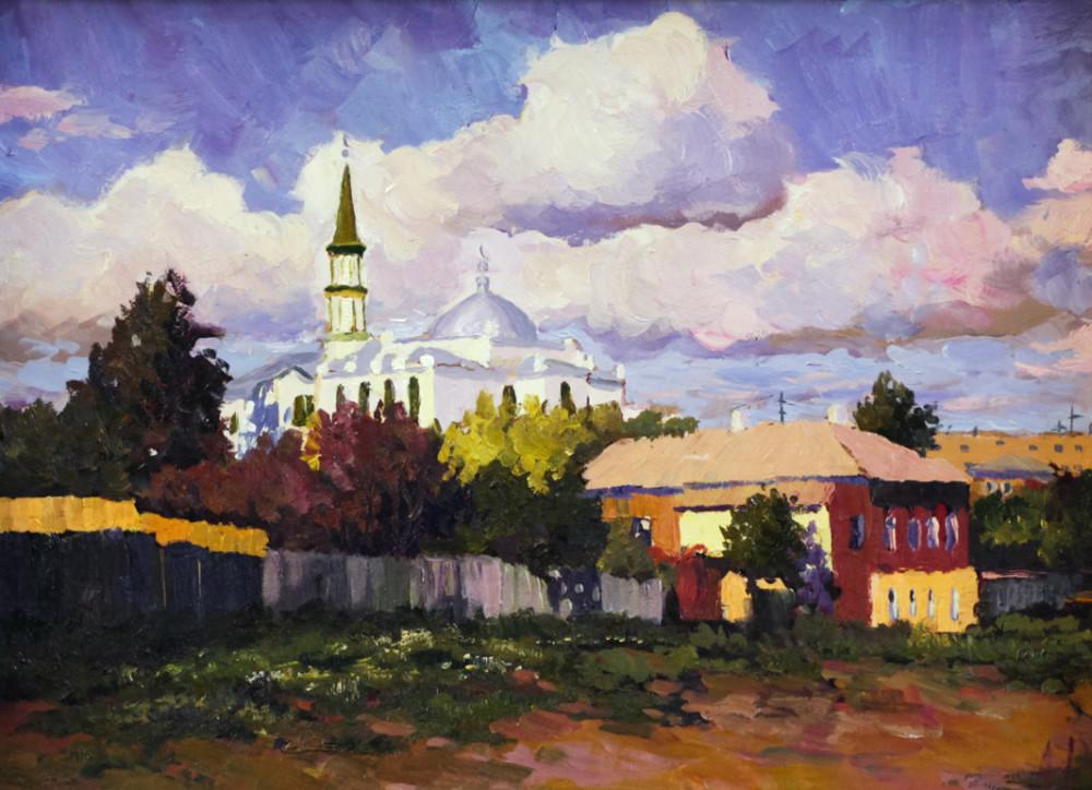 Ахметшин Р. Мечеть