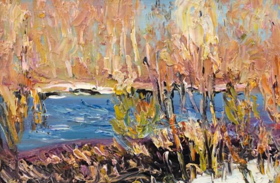 Давлетбаев М. На реке