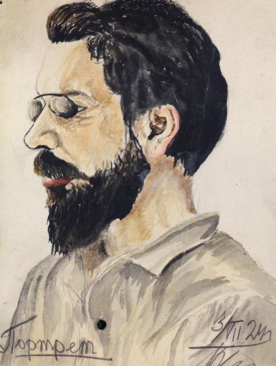 Автор Неизвестен Портрет