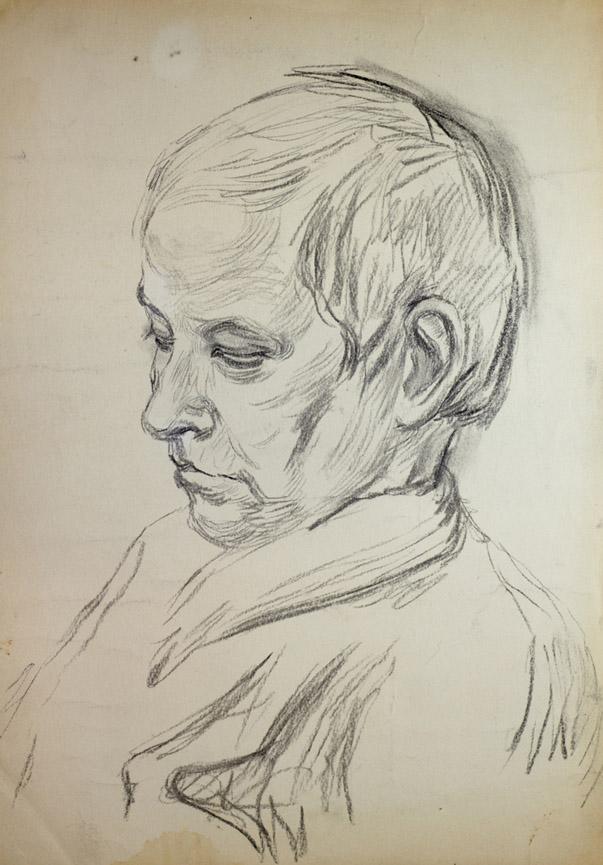 Пермяков А. Портрет