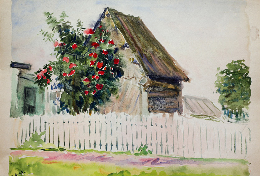 Огородов Г.В. Домик