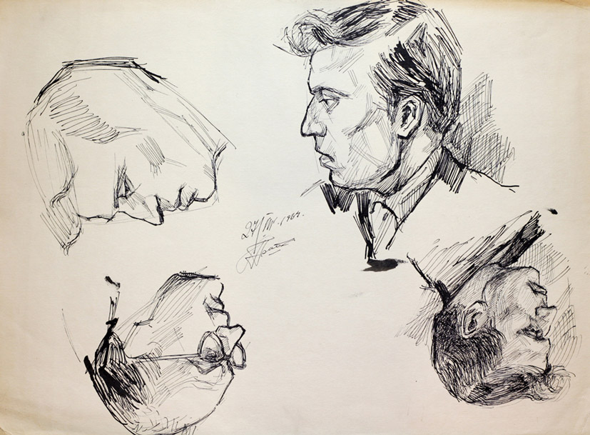Бабенко А. Головы