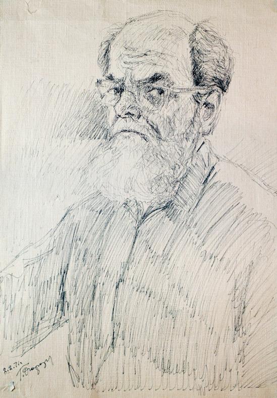 Огородов Г.В. Автопортрет