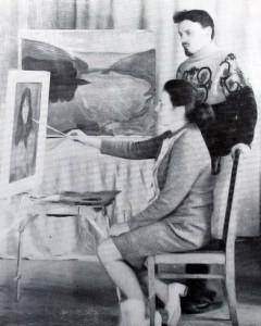 Галина и Юрий Ростемберские
