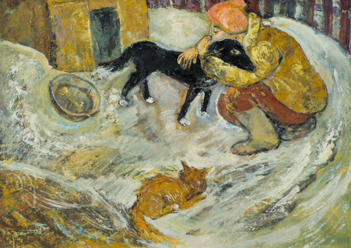 Стремоухова С. Моя любимая собачка