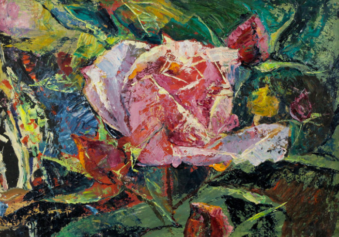 Стремоухова С. Роза - символ любви 2