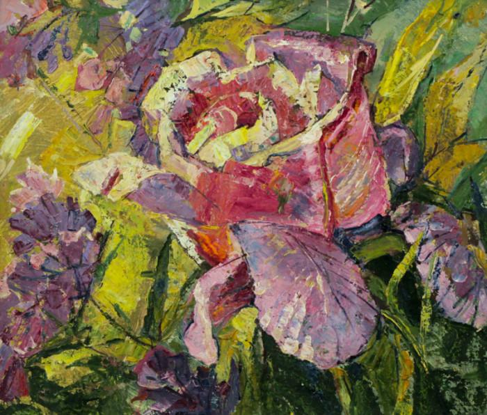 Стремоухова С. Роза - символ любви 1