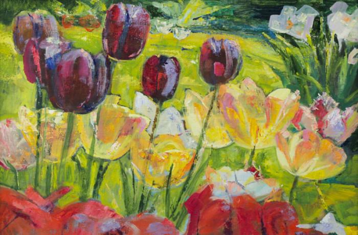 Стремоухова С. Цветочный рай